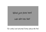 "* ""Upload your own photo""! (en) - 7. Simply if u were here - Vertical or Horizontal Format"